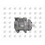 COMPRESSOR 10PA17C (BODY ONLY) | JK447220-7780  DENSO COOLGEAR  MADE IN INDONESIA
