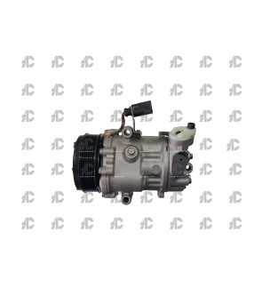 COMPRESSOR RECON VOLKSWAGEN POLO 250 (SANDEN) 6PK SD6V12 YEAR 2011