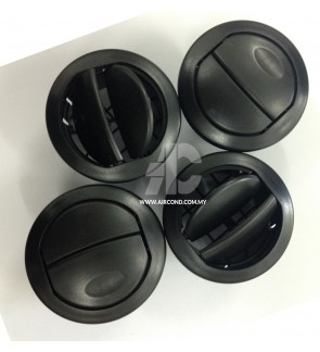 4PCS/SET PERODUA KANCIL NEW MODEL AIR COND OUTLET / VENT / LOUVER
