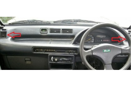 PERODUA KANCIL OLD MODEL (SIDE) AIR COND OUTLET / VENT / LOUVER