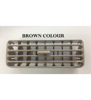 TOYOTA AVANZA (REAR) BROWN AIR COND OUTLET / VENT / LOUVER