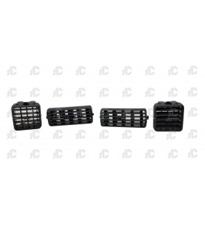 PERODUA KANCIL OLD MODEL (4PC/SET) AIR COND OUTLET / VENT / LOUVER