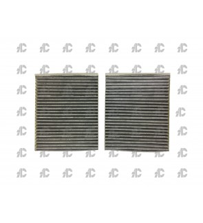 CABIN AIR FILTER BMW 5 SERIES F10 (ACTIVE CARBON)