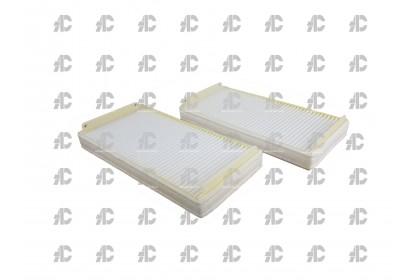 CABIN AIR FILTER MERCEDES BENZ W210 (2PC)