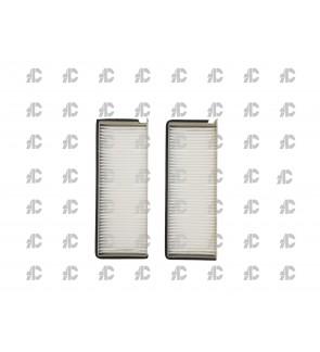CABIN AIR FILTER (2PC/SET) SSANGYONG REXTON