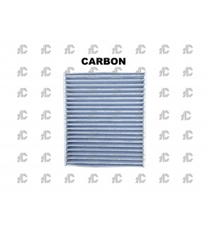 CABIN AIR FILTER TOYOTA HILUX YEAR 2016 REVOLUTION / VELLFIRE YEAR 2015 (CARBON)