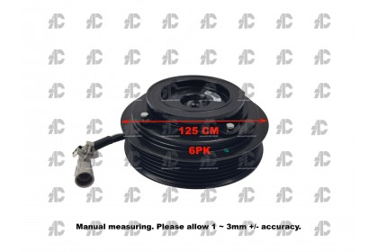 MAGNECTIC CLUTCH TOYOTA ALTIS YEAR 2008 (DENSO) - COOLGEAR 0060